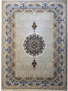 تصویر از فرش 700 شانه نقشه هالیدی زمینه فیلی