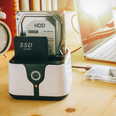 مشاهده محصولات هارد، فلش و SSD