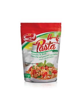 تصویر از پاستا گوجه و ریحان الیت - کارتن 12 عددی