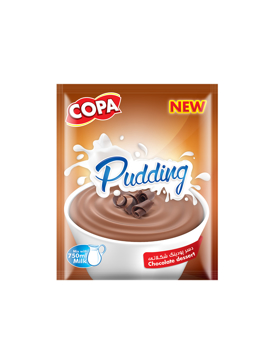 Picture of پودینگ شکلات کوپا - باکس 12 عددی
