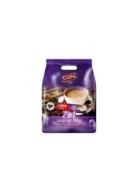 تصویر از قهوه بدون قند کیسه ای کوپا - کیسه 40 عددی