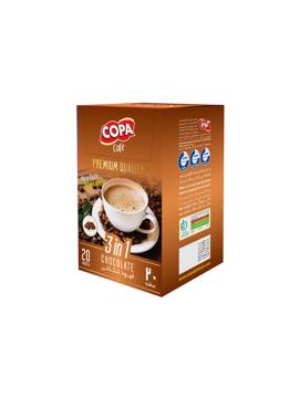 تصویر از قهوه شکلاتی باکسی کوپا - باکس 20 عددی