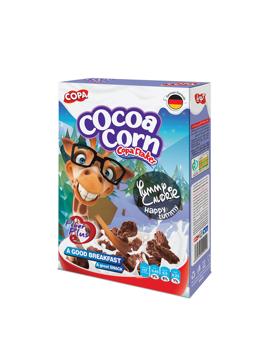 Picture of کورن فلکس شکلاتی کوپا - کارتن 6 عددی