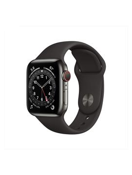 Picture of ساعت هوشمند اپل واچ سری 6 مدل 40mm Space Gray Aluminum Case 0