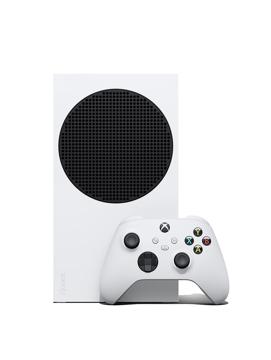 تصویر از کنسول بازی مایکروسافت مدل XBOX SERIES S ظرفیت 512 گیگابایت