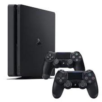 تصویر از کنسول بازی سونی مدل Playstation 4 Slim ,Region 2  ظرفیت یک ترابایت با دسته اضافه