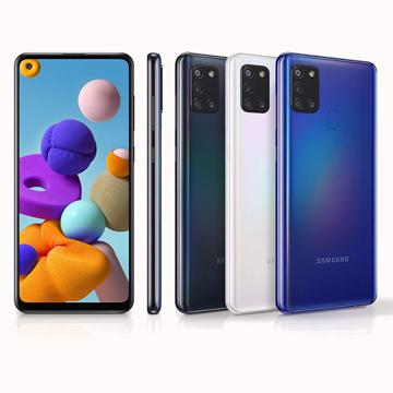 تصویر از گوشی موبایل سامسونگ مدل Galaxy A21S SM-A217F/DS دو سیمکارت ظرفیت 64 گیگابایت