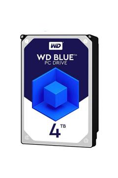 Picture of هارددیسک اینترنال وسترن دیجیتال مدل Blue ظرفیت ۴ ترابایت