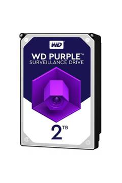Picture of هارددیسک اینترنال وسترن دیجیتال مدل Purple ظرفیت ۲ ترابایت